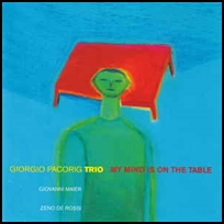 Giorgio Pagorig My Mind Is On The Table.