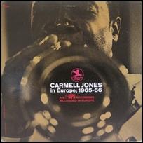 Carmell Jones. In Europe.